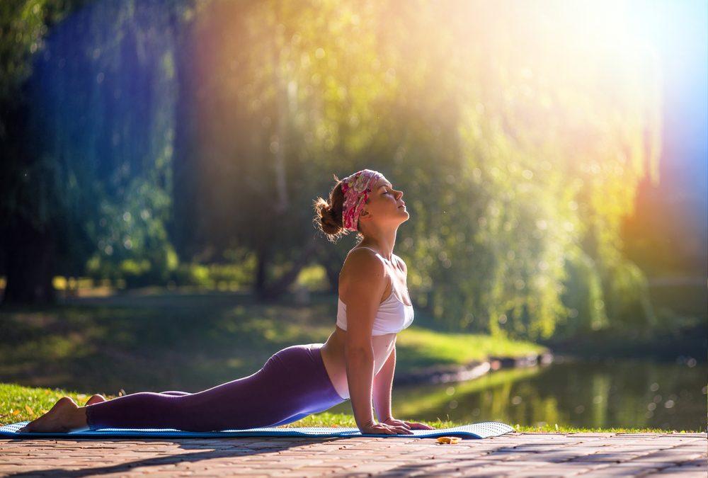 HABITANDO TU CUERPO: Retiro de yoga y meditación del 16 al 18 de junio de 2017