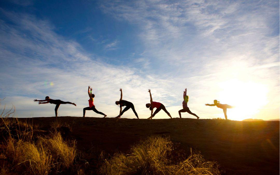 """Retiro de yoga """"El arte de vivir"""": del 15 al 17 de junio de 2018"""