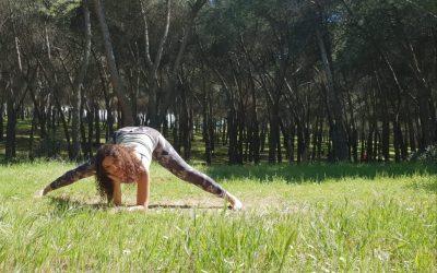 """Los beneficios de la práctica del yoga: """"Cuando cambias tu postura, cambia tu vida"""""""